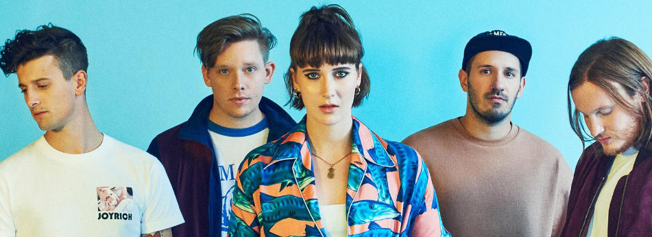 WATCH: 'HELLO HELLO' – FICKLE FRIENDS