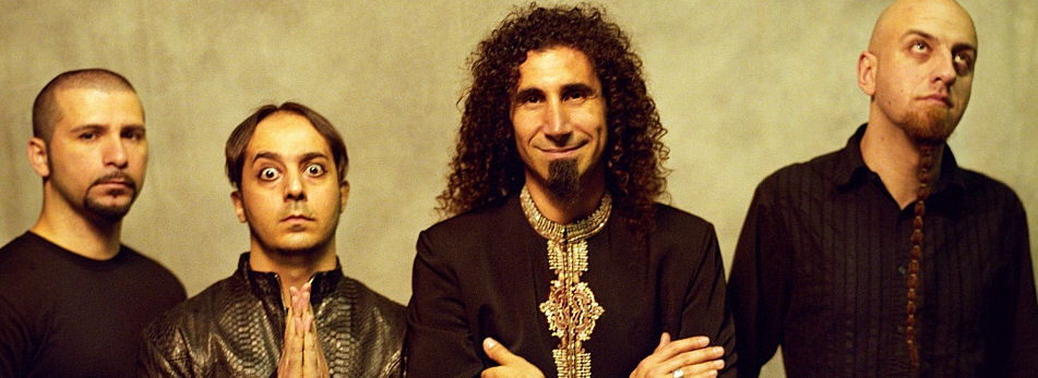 #TBT: 'TOXICITY' – SYSTEM OF A DOWN