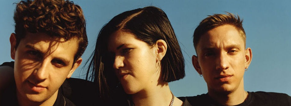 WATCH: 'I DARE YOU' – THE XX