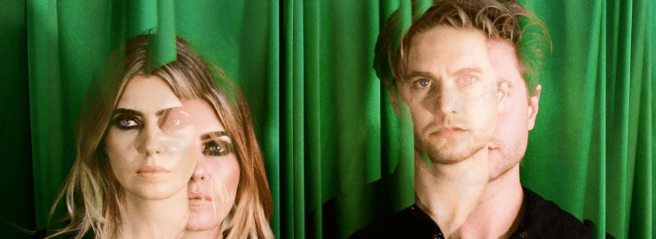 LISTEN: 'EYE TO EYE' – BLOOD RED SHOES