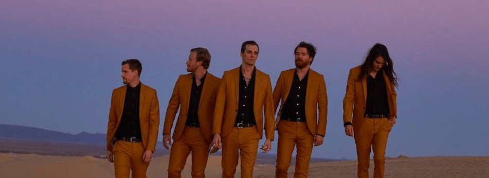 WATCH: 'NUMB WITHOUT YOU' – THE MAINE