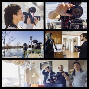 here dance short film pre camera work