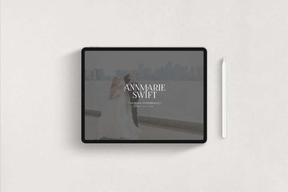 Showit Template, Showit Templates, Showit Website, Showit Websites - Annmarie Swift Photography by With Grace and Gold - Website for Photographers - 9