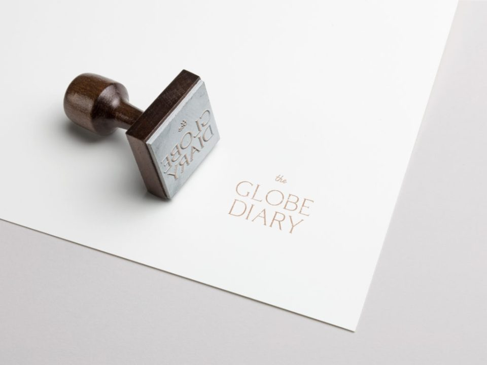 The Globe Diary - Custom Brand and Showit Web Design by With Grace and Gold - Showit Theme, Showit Themes, Showit Template, Showit Templates, Showit Design, Showit Designer - 11