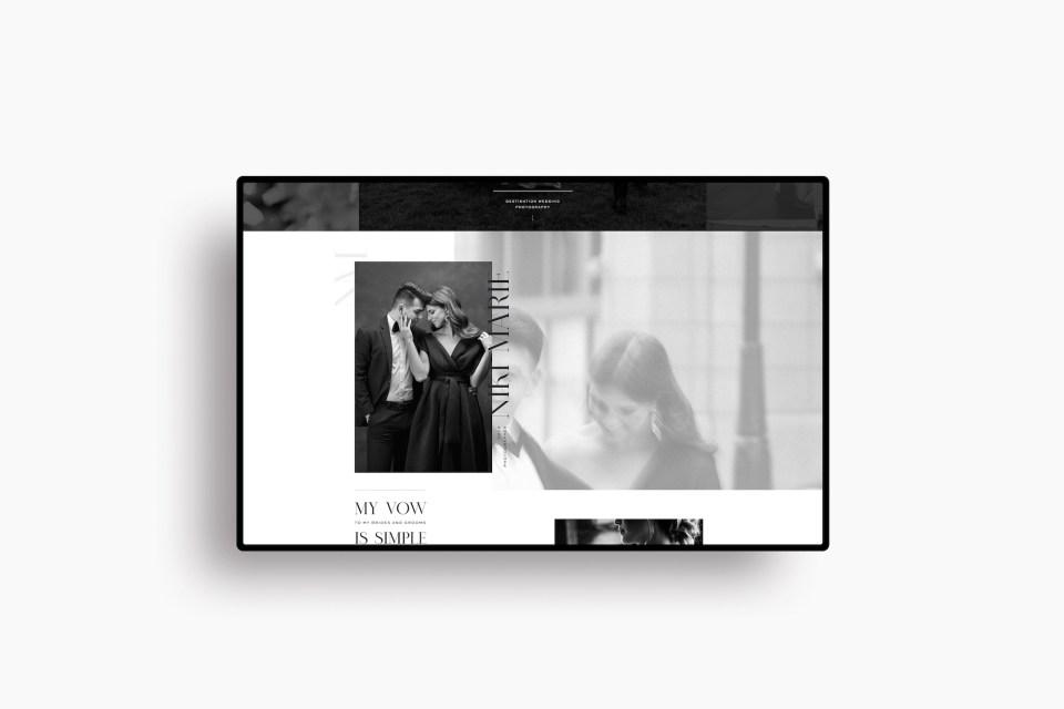 Niki Marie Photography - Niki Taylor - Best Showit Web Website Websites Design Designs Designer Designers - With Grace and Gold - 14