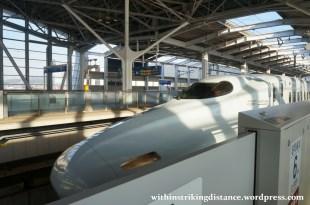 27Mar15 001 Japan JR Kyushu N700-8000 Series Shinkansen Train Sakura