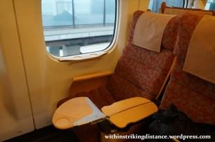 27Mar15 005 Japan JR Kyushu 800 Series Shinkansen Tsubame