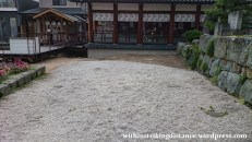 30Jun15 008 Japan Honshu Fukui Kitanosho Castle