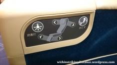 02Jul15 004 JR East Hokuriku Shinkansen E7 Series Train Set F15 Green Car First Class Seat