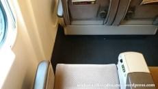 03Jul15 002 Tokyo Ichinoseki JR East Tohoku Shinkansen Yamabiko 43 E5 Series Train Green Car