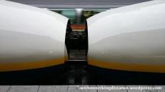 03Jul15 002 Tokyo Station JR East Joetsu Shinkansen E4 Series Bullet Train Coupling P11 P13