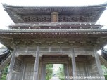 15Nov16 003 Japan Chugoku Yamaguchi Hagi Tokoji Mori Tombs