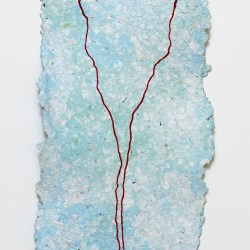 Bleeding Piece of Earth by Regina Viqueira