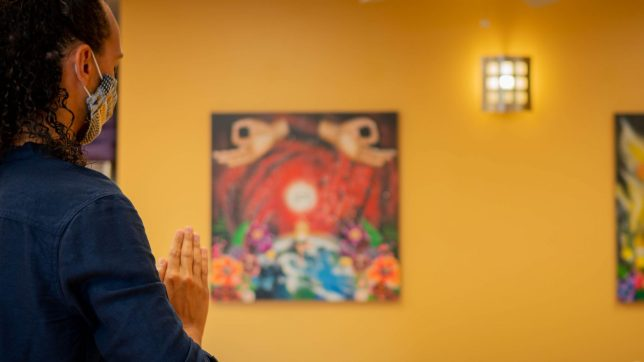 With Intentions Holistic Studio co-owner Jonathan Carone is a Certified Reiki Accented Master in the study of Usui Holy Fire System of natural energy healing.