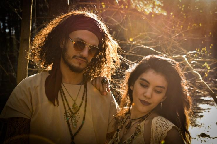 Soul Family, Regina Viqueira Rossi and Jonathan Carone,