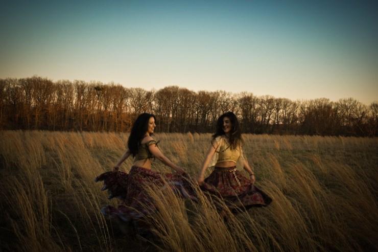 Soul Sisters Regina Viqueira Rossi and Rachel Ingrid