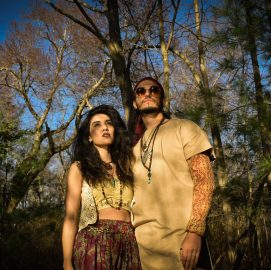 Jonathan Carone and Regina Viqueira Rossi, co-founders of With Intentions Holistic Studio in Lake Como / Belmar, New Jersey. Meditation, reiki, art, yoga and more,
