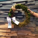 Creating a Southern Wreath with Emmitt Workshops
