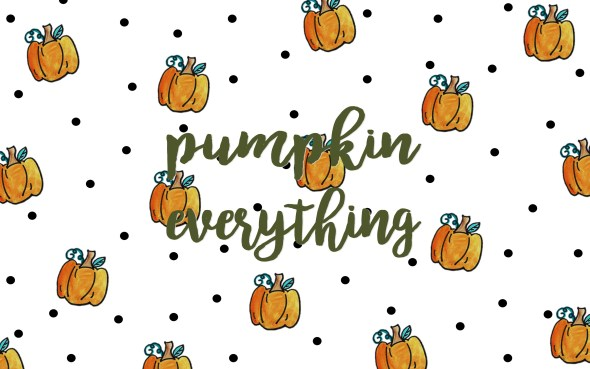 Pumpkin Everything 1440 x 900