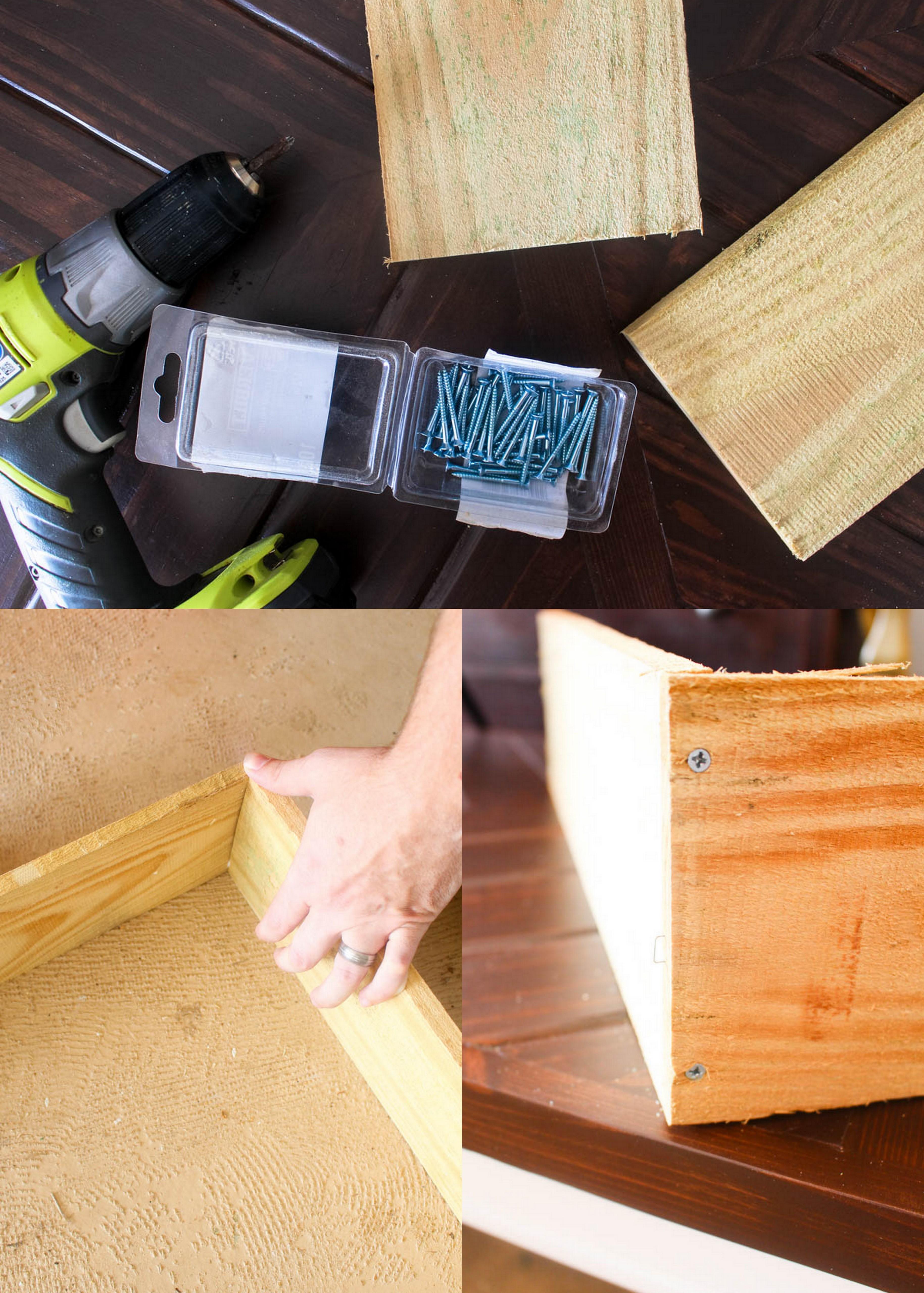 How Build Raised Garden Box