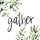 September Free Printable - Gather