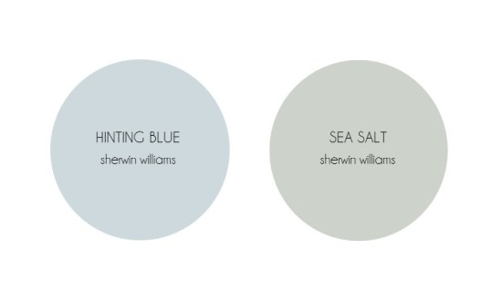 Blues by Sherwin Williams