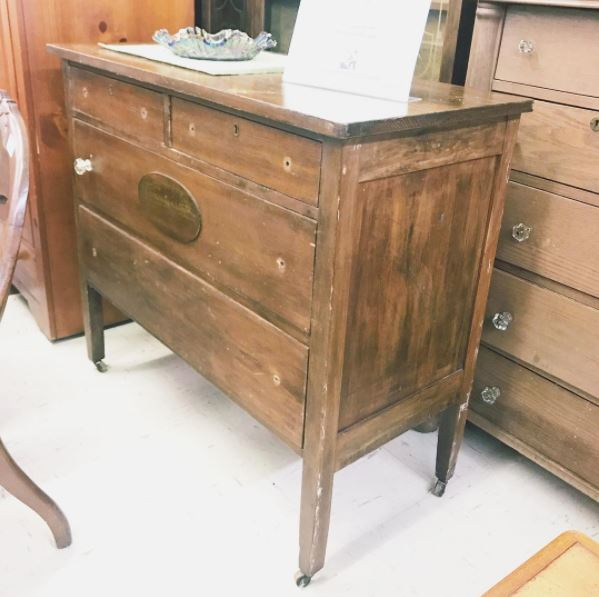 Thrifting for furniture