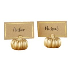 Thanksgiving Place Cards on Amazon Prime