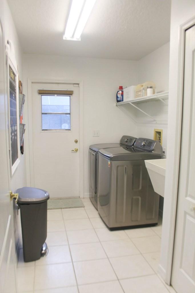 Modern Farmhouse Laundry Room Design Board. Farmhouse Laundry Room Design Board
