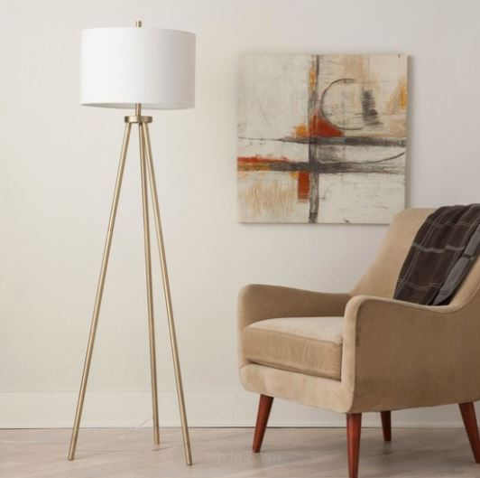 Ellis Tripod Floor Lamp by Project 62 at Target