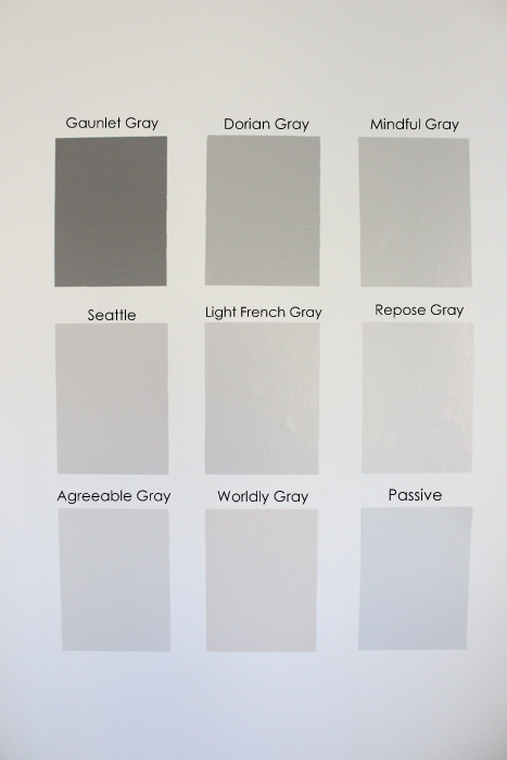 Nine Gray Paint Colors We Put To The Test For Your Home Within The Grove,Best Artificial Christmas Trees