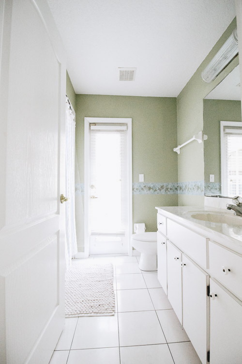 Week 1 Of The One Room Challenge   Renovating Our Guest Bathroom