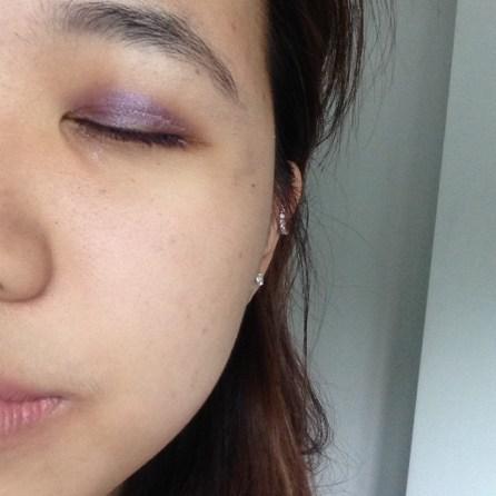 Nars dual intensity eye shadow Phoebe