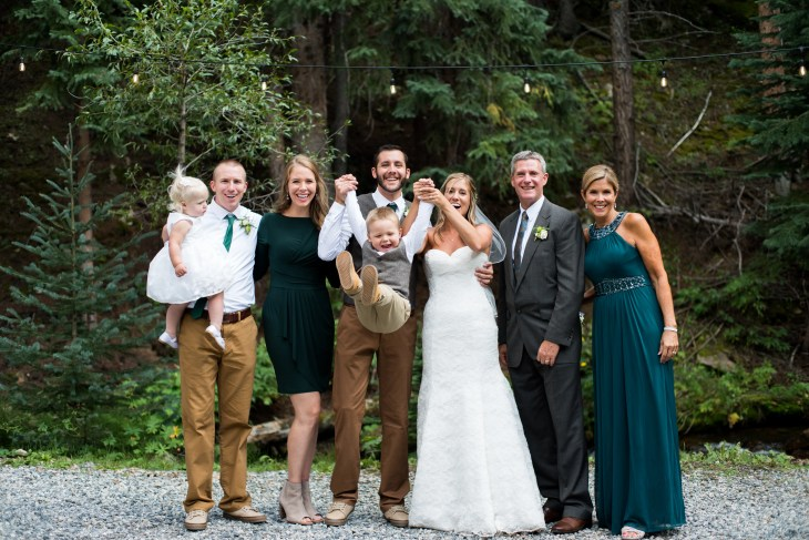 Rocky Mountain Colorado Wedding