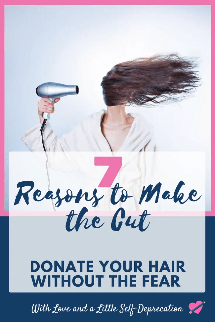 Donate your hair without the fear