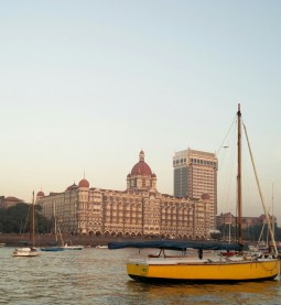 View from a Boat, Arabian Sea
