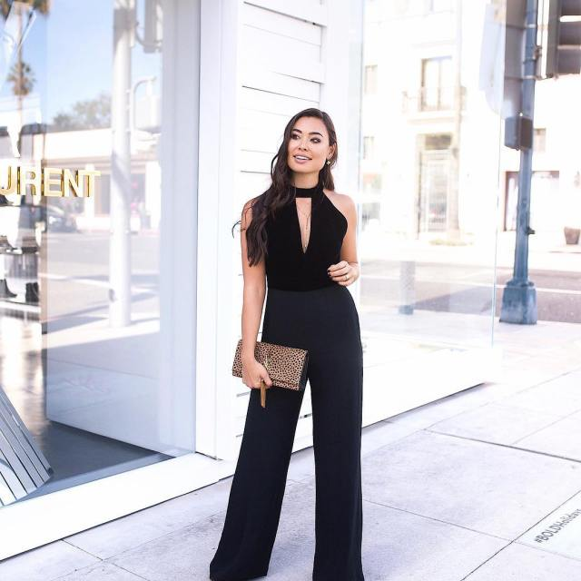 Wearing my favorite jumpsuit in Beverly Hills  Feeling overjoyedhellip