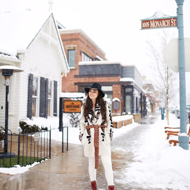 What I wore in Aspen now on withlovefromkatcom! These fleecehellip