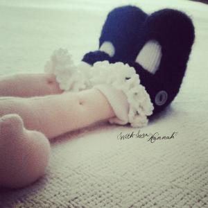 Linnea waldorf doll