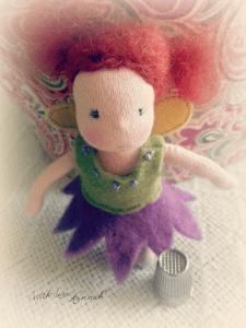 AnnaBelle-a With Love Hannah Doll