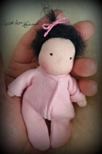 Lit'l Bitty Bit baby pink baby girl