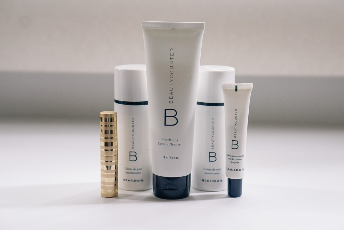 safer skincare and beautycounter