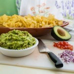 Easy Guacamole (Only 5 Ingredients!)