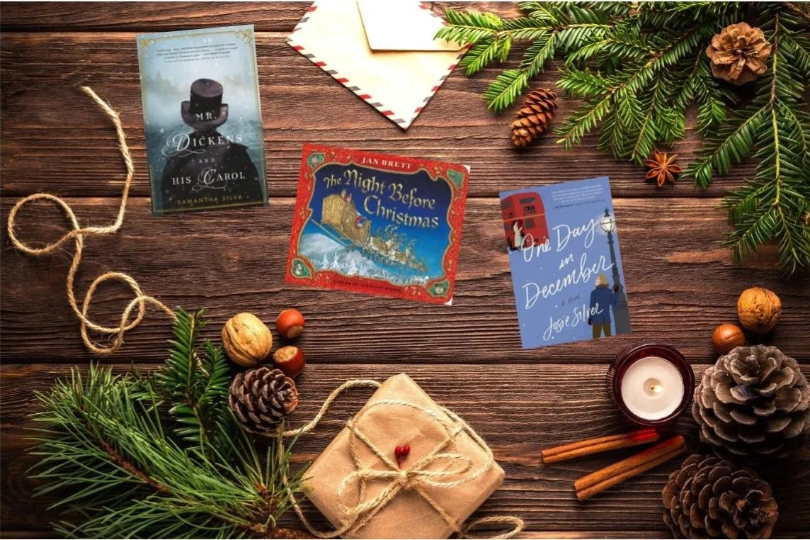 You are currently viewing Christmas Reading List to Keep the Cheer Alive