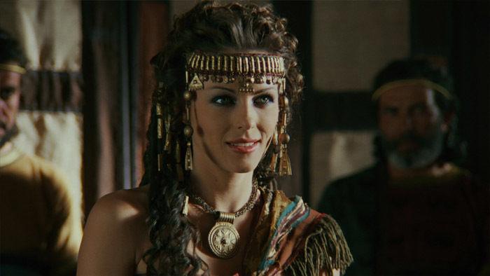 Samson and Delilah (the Israelite Woman)
