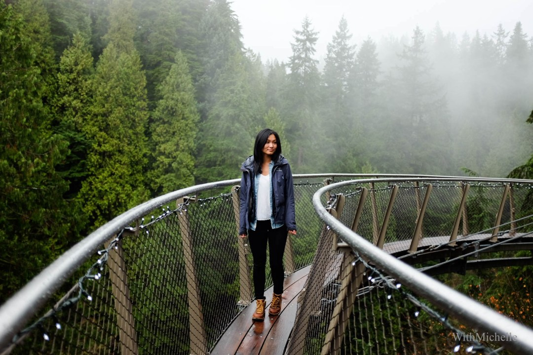 How to Dress For An Autumn Day In The Pacific Northwest