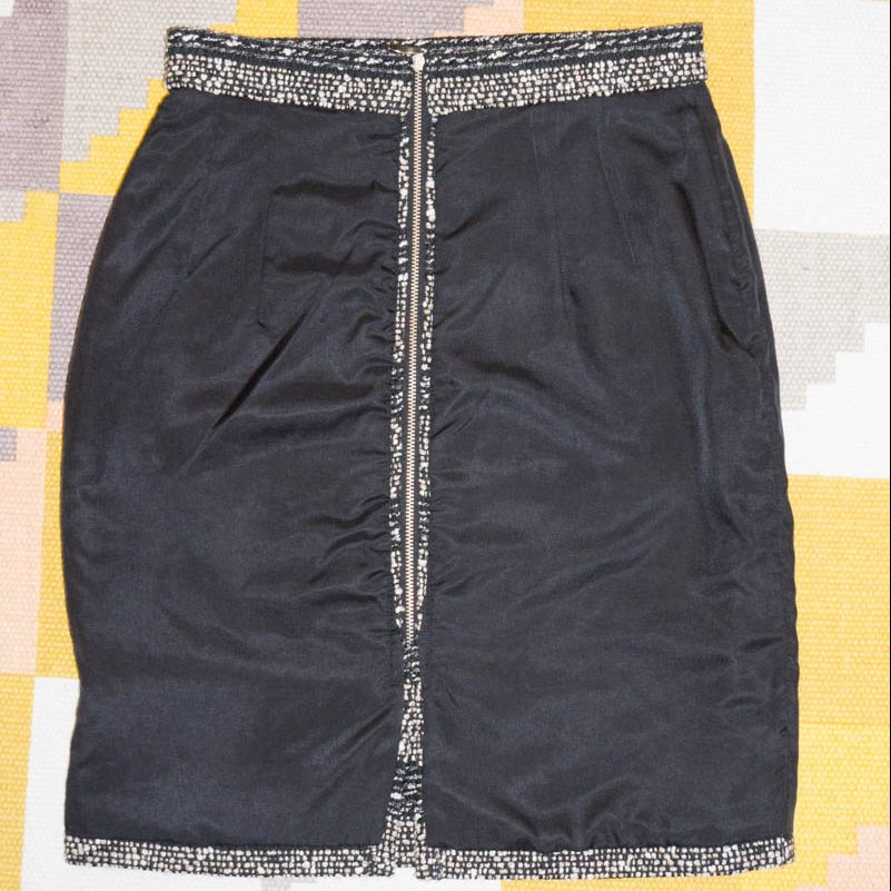 Image: Lekala #5088 pencil skirt