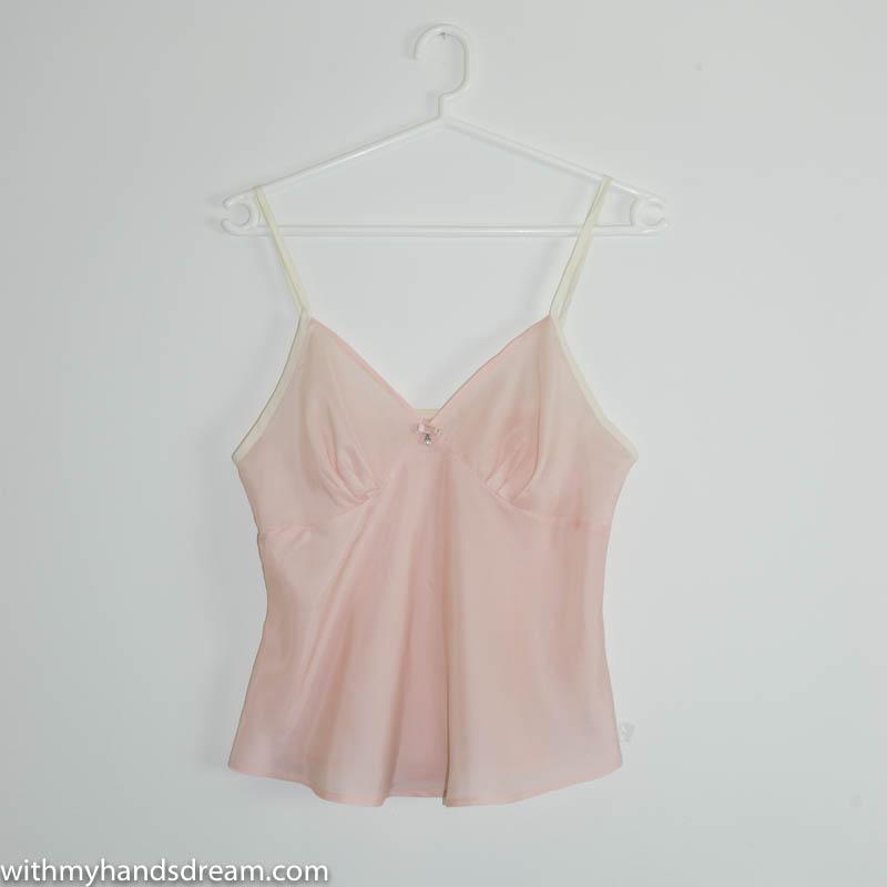 Image: Fifi pyjamas camisole