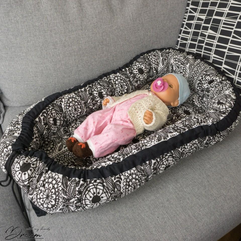 Baby nest test.