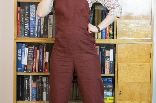 1940s overalls by Wearing History.